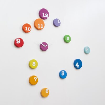 Progetti Fun Time Wall Clock