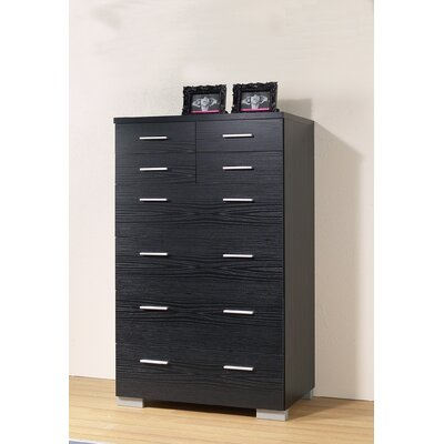 Tvilum Vancouver Bedroom 8 Drawer Chest