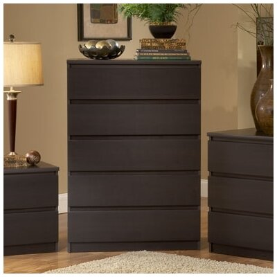 Tvilum Scottsdale 5 Drawer Chest
