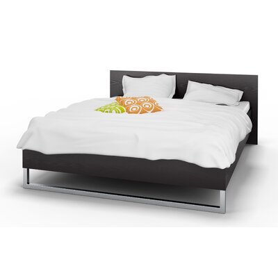 Tvilum Contempo Panel Bed