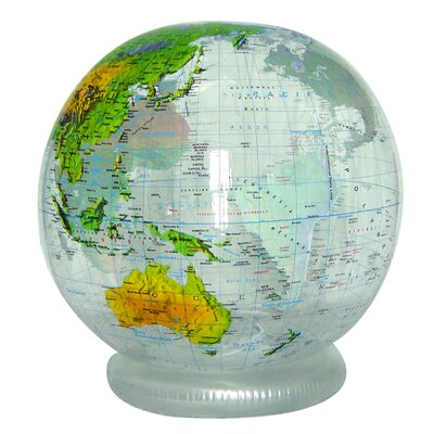 Jet Creations Topographical Globe (Set of 12)