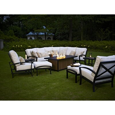 Meadowcraft Maddux Deep Seating Chair with Cushion