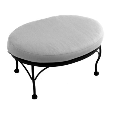 Meadowcraft Grayson Ottoman with Cushion