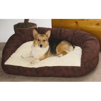 Deluxe Bolster Dog Bed