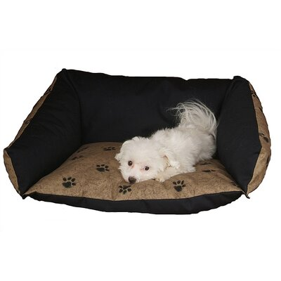 Royalty Dog Bed in Twill