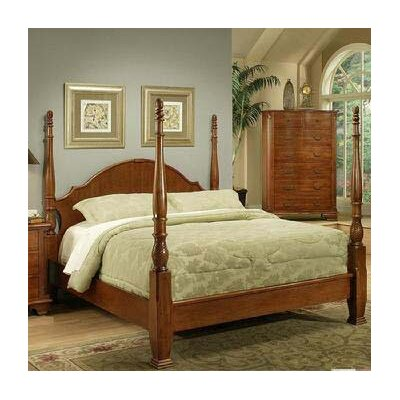 AYCA Furniture American Heritage Four Poster Bedroom Collection