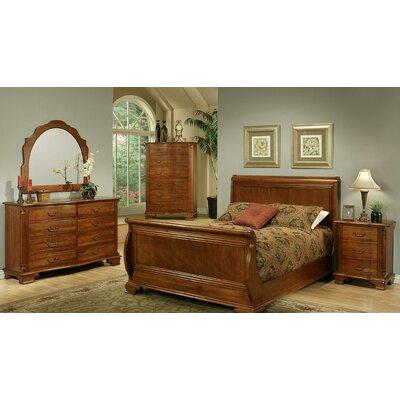 American Heritage Sleigh Bedroom Collection Wayfair