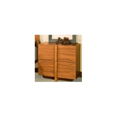 Tucker Furniture Max 2 Drawer Nightstand