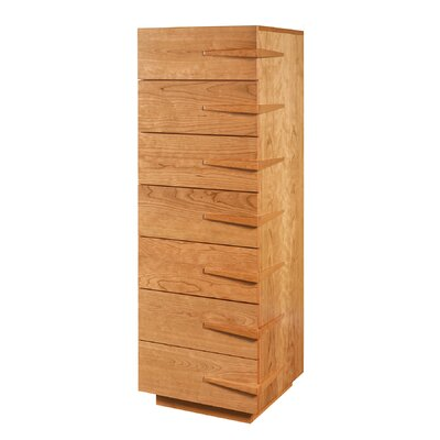 Tucker Furniture Sideways 7 Drawer Lingerie Chest