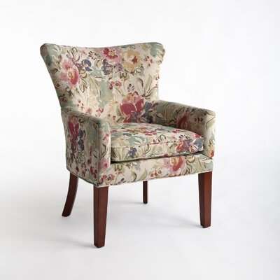 The High Point Chair Co Ginny Fabric Wing Chair
