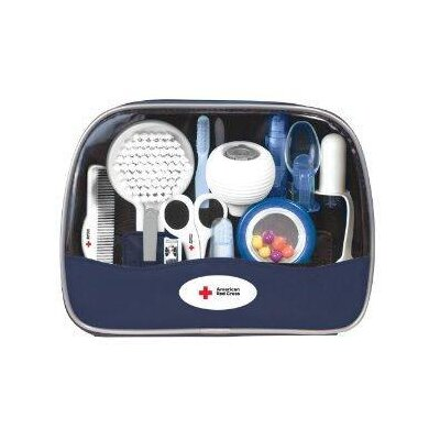 The First Years Deluxe Health and Grooming Kit