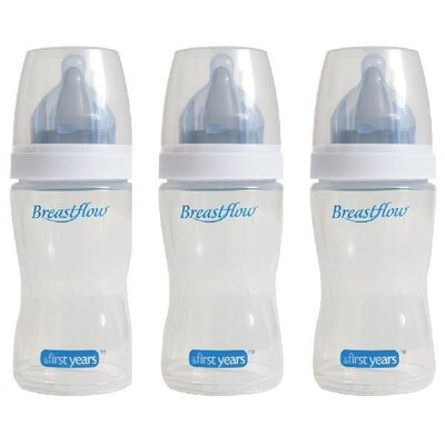 The First Years Breastflow BPA Free Bottle