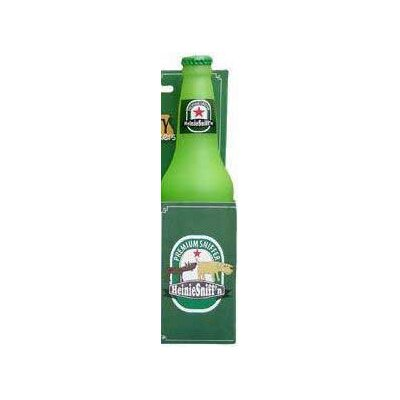 Tuffy's Pet Products Beer Bottle Heini Sniffin Dog Toy