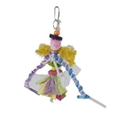 Prevue Hendryx Calypso Creations Celebration Small Bird Toy