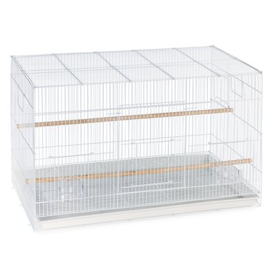 Prevue Hendryx Stackable Flight  Bird Cage
