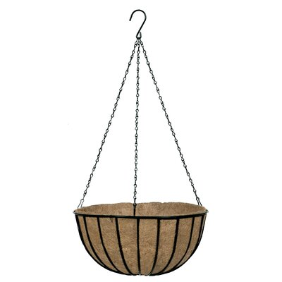 Traditional Round Hanging Planter