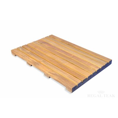 Regal Teak Spa Bath Mat