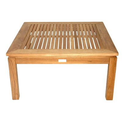 Regal Teak Coffee Table