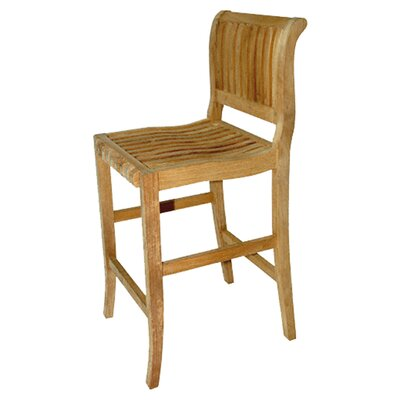 "<strong>Regal Teak</strong> 28"" Barstool"