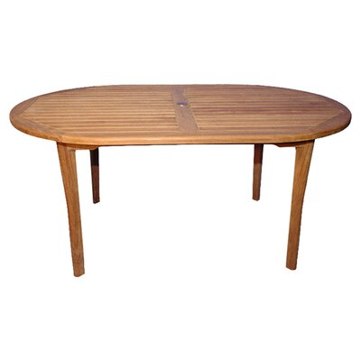 Regal Teak Captiva Dining Table