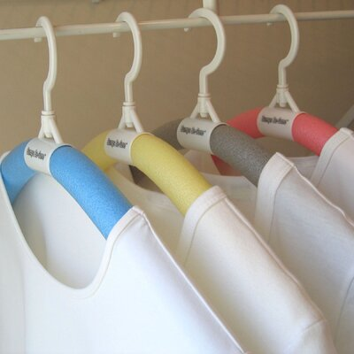 Luxury Living Bumps Be-Gone Hangers (Set of 8)