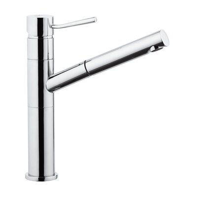 Single Handle Deck Mounted Bathroom Sink Faucet - Remer N47