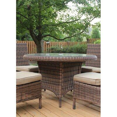 South Sea Rattan Del Ray 5 Piece Dining Set