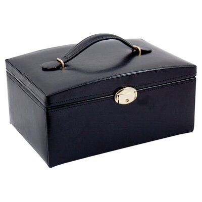 Bey-Berk Multi Level Jewelry Case