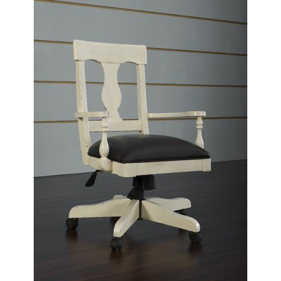 Barton Park Mid-Back Office Chair with Arms