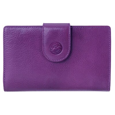 Mancini Equestrian Ladies' Clutch Wallet