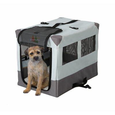 Midwest Homes For Pets Canine Camper Sportable Tent Pet Crate