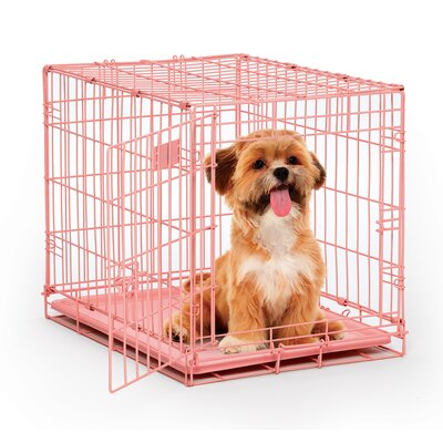 Midwest Homes For Pets iCrate Fashion Edition Pet Crate