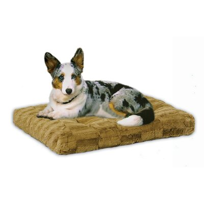 Quiet Time Deluze Mosaic Pattern Dog Mat
