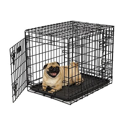Midwest Homes For Pets Ultima Pro Fold & Carry Triple-Door Dog Crate