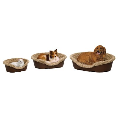U-Design Bolster Dog Bed Set