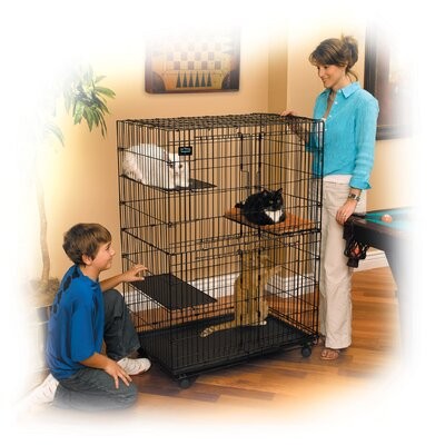 Midwest Homes For Pets Cat Playpen