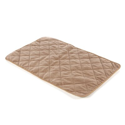 <strong>Midwest Homes For Pets</strong> Quiet Time Deluxe Quilted Reversible Dog Mat