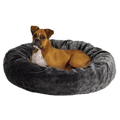 Quiet Time Deluxe Bagel Donut Dog Bed