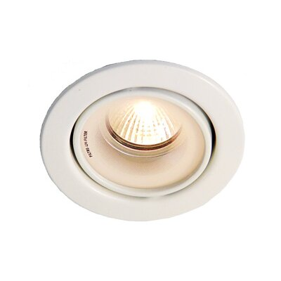 Bazz Series 300 1 Light Recessed Trim Light