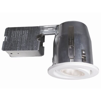 Bazz Series 400 1 Light Recessed Trim Light