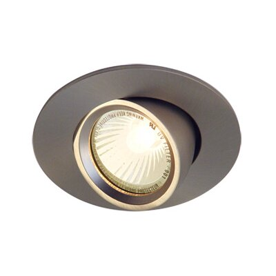 Bazz Series 703 1 Light Recessed Trim Light