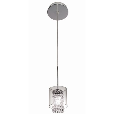 Bazz Glam 1 Light Mini Pendant