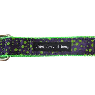 Chief Furry Officer Victory Blvd Dog Leash