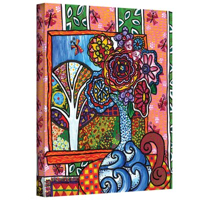 Debra Purcell ''Ventana'' Canvas Art