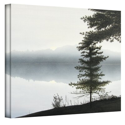 Ken Kirsch ''Morning Fog'' Canvas Art