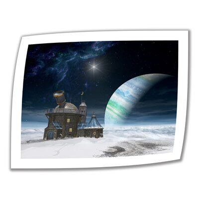 Art Wall Cynthia Decker 'Observatory' Unwrapped Canvas Wall Art