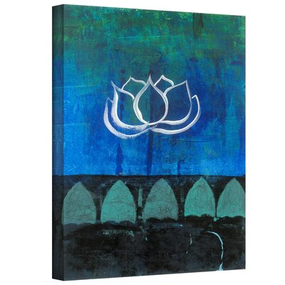 Art Wall Elena Ray 'Lotus Blossom' Gallery-Wrapped Canvas Wall Art
