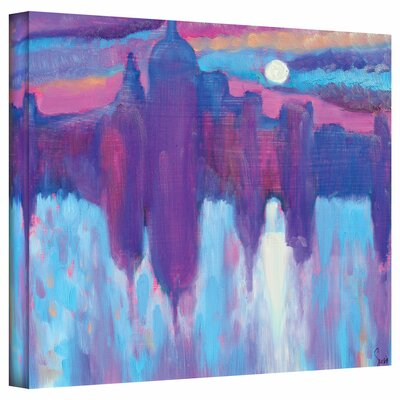 Art Wall Susi Franco 'Venice' Gallery-Wrapped Canvas Wall Art