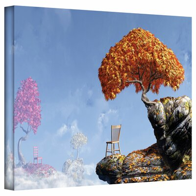 Cynthia Decker 'Leaf Peepers' Gallery-Wrapped Canvas Wall Art