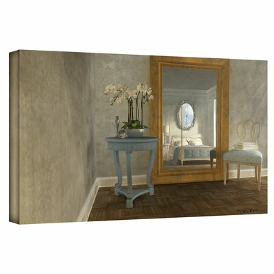 Cynthia Decker 'Reflection' Gallery-Wrapped Canvas Wall Art